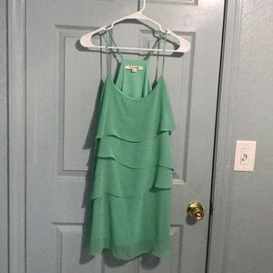 Ginny Green Dress